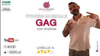 GAG - Livello 4 - 7 (Live)