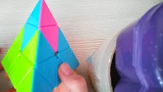 Узоры на пирамидке. 3 узора и обучение им.