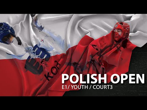 Polish Open Youth 2021 Court3