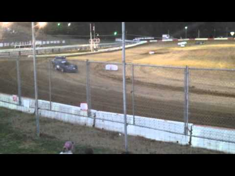 Coos bay speedway late model main 5/16/15