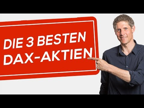 Meine 3 DAX-Favoriten