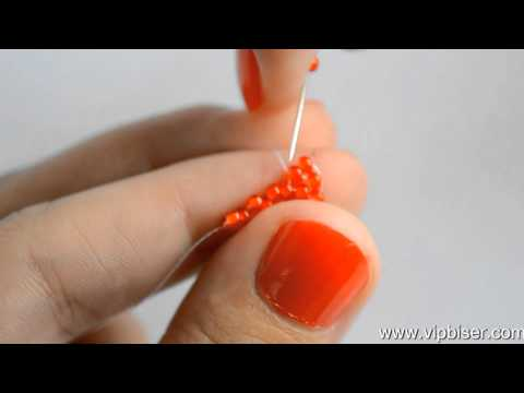 Видеоурок. Мозаичное плетение