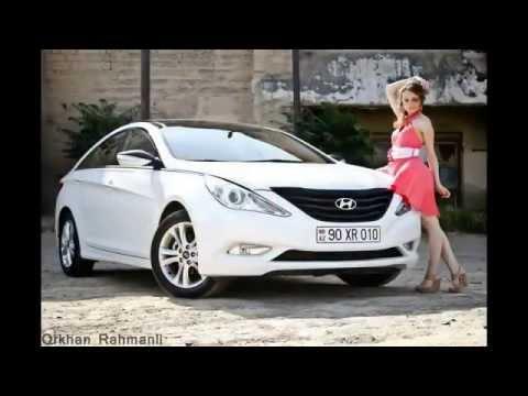 Azerbaijan Girl & Cars     Азербайджанки и Машины!! 2012