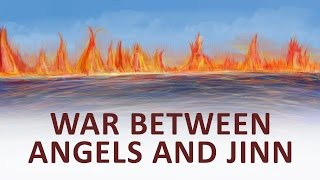 The Beginning and the End with Omar Suleiman: War Between Angels & Jinn (Ep35)