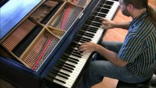 Paragon Rag by Scott Joplin | Cory Hall, pianist-composer