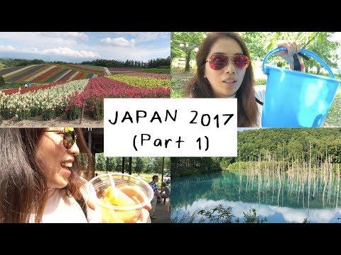 JAPAN 2017 (Part 1: Sapporo)   Jan Marini Pizarras