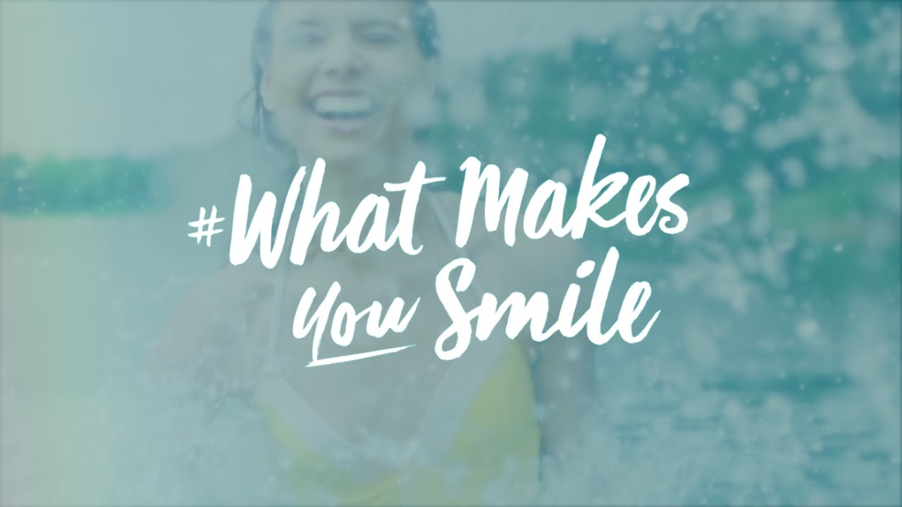 What makes you smile 26