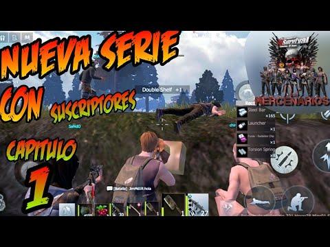 Last island of survival capitulo 1 Los Mercenarios nueva serie ( con Suscriptores )