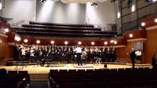 Saint Wenceslaus, Czech choral (Svatý Václave) - sung by American choir
