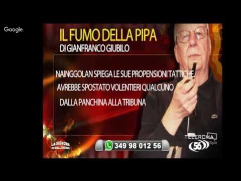 La Signora in Giallorosso – Puntata del 24/11/2016