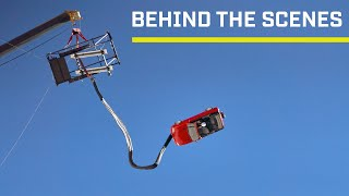 How To Bungee Jump A Car Off A Dam   Top Gear: Series 28