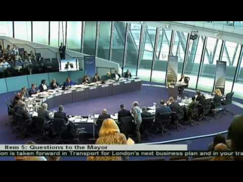 Caroline Russell AM questions Mayor on his plans to deliver healthy streets