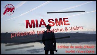 Miasme #021 avec Yves Carra, D. Mogiel, Claire Thomas, E. de Caligny, Marc Gray, Peter Knight