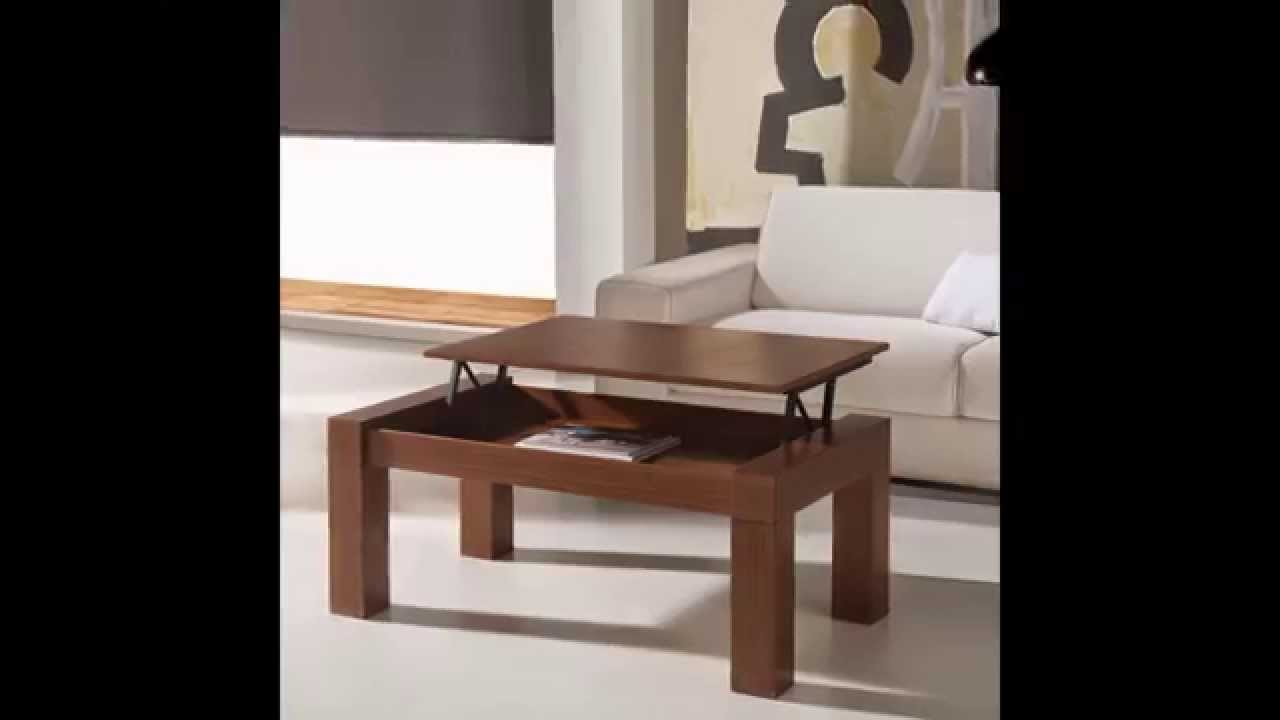 Table basse relevable la bonne id e d co et pratique - Table basse pratique ...