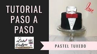 Pastel Tuxedo/ Tuxedo Cake