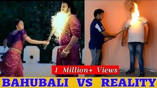 Gambar cover Bahubali 2 Spoof | Bahubali VS Reality | Best Bahubali 2 Spoof Compilation 2017 | BigBoyzTeam