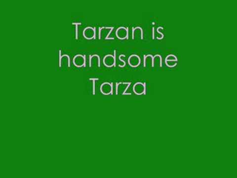 Toybox - Tarzan And Jane