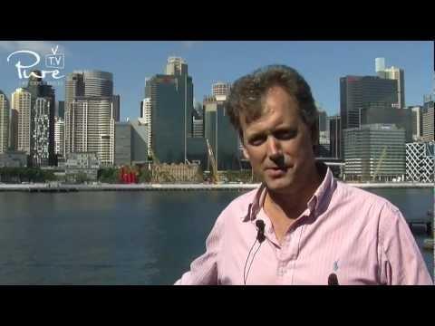PURE TV interviews Charlie Carlow, Wild Bush Luxury