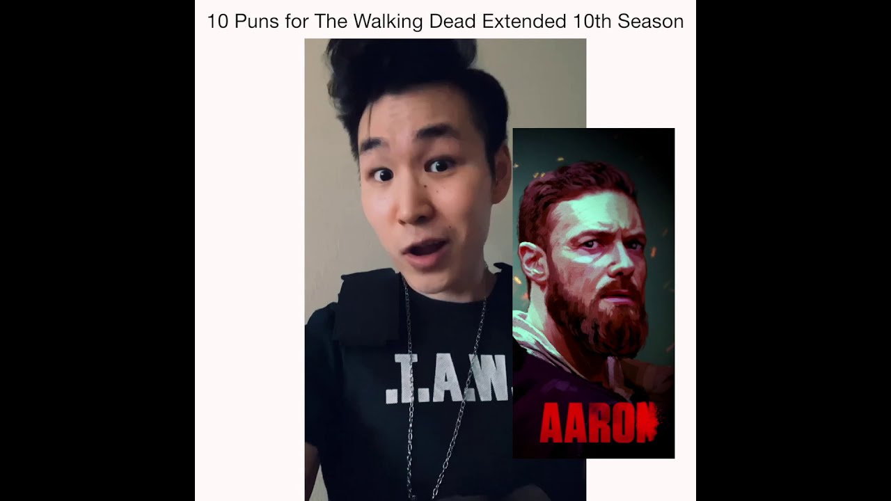 10 Puns for The Walking Dead Extended 10th Season!