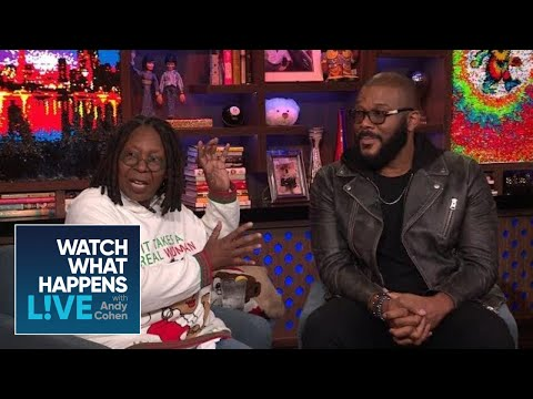 Tyler Perry On Giving Geoffrey Owens Work | WWHL