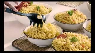 Indomie Instant Noodles Hausa Advertisement