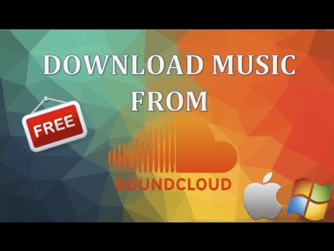 How to download music from soundcloud for free on Windows & Mac (Download music for Free!) EASY!