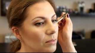 Макияж в стиле нюд. Видео уроки макияжа освежающий натуральный макияж в стиле нюд