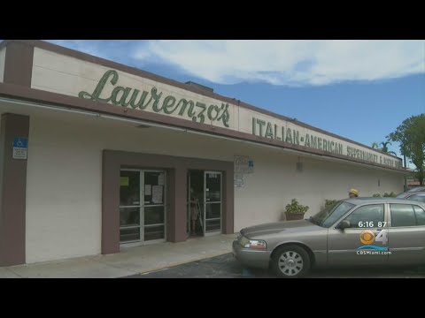 Lorenzo's Italian Market Closes Doors After 69 Years In North Miami Beach