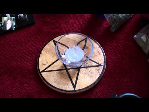 Purification - Salt and Herbs