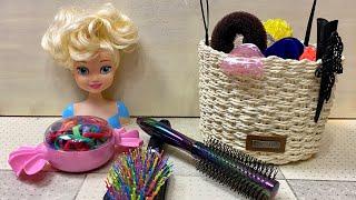 Быстрые и красивые прически для девочки на длинные волосы