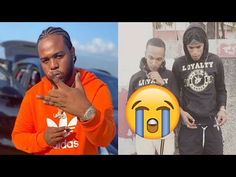 Teejay 3 Bestfriends get GVN DOWN one time Uptop Camp being attacked | C-Monii Shooti
