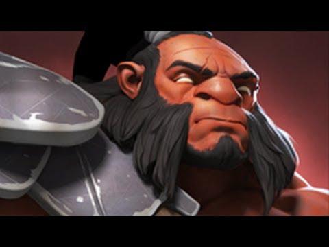 видео: [dota 2] Обзор героя - axe