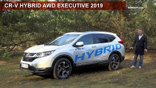 Honda Plaza TV- #70 Hybrydowa Honda CR-V i-MMD HYBRID e-CVT Executive 2019 - test