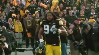 Former Hawkeye, Current Tampa Bay Buc, Adrian Clayborn Back On Campus
