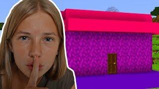 MIN SØSTERS HEMMELIGE TALENT! Dansk Minecraft