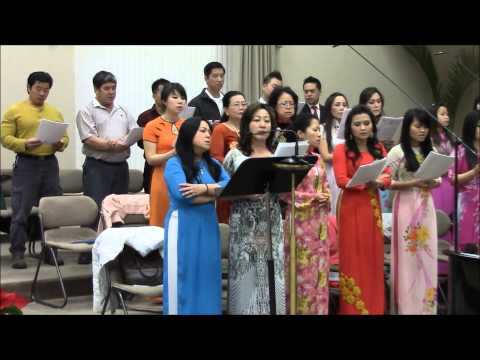 Lễ Dâng Hương Mừng Tết Giáp Ngọ 2014-Cha Gioan Ha Tran+CĐ Chúa Chiên Lành tại Augusta, Georgia