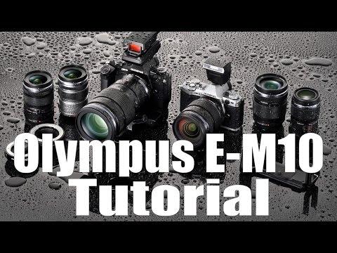 E-M10 Overview Training Tutorial