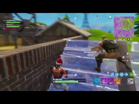 Fortnite battle royal going solo join a giveaway prize