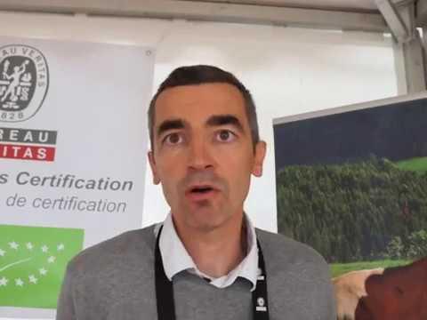 Certification bio : interview de Gilles Billon (Bureau Veritas)