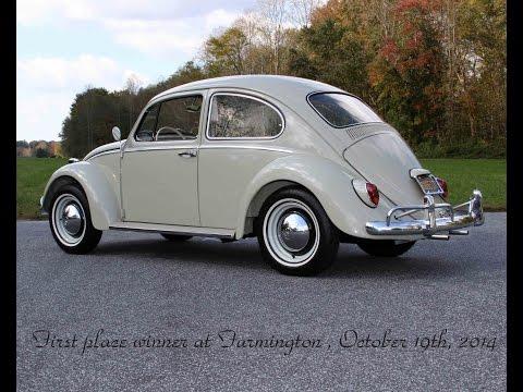 1965 VW Beetle Restoration part 7