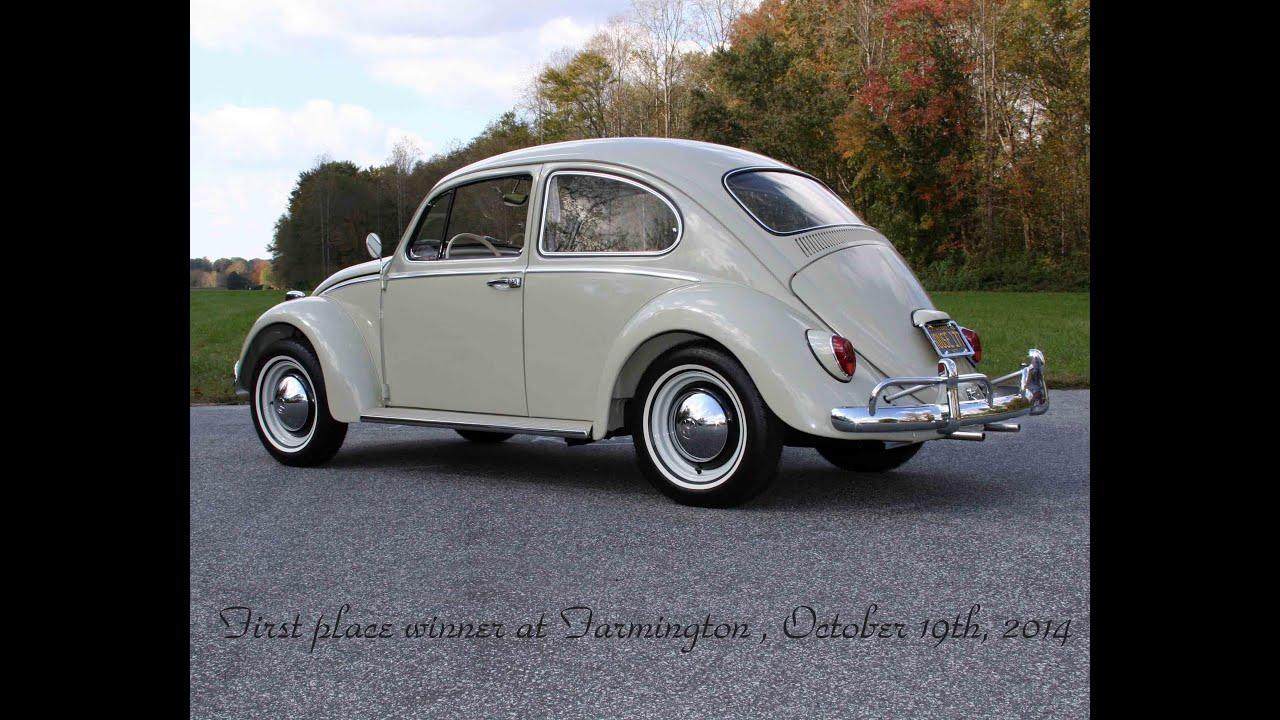 1965 VW Beetle Restoration part 7 - YouTube