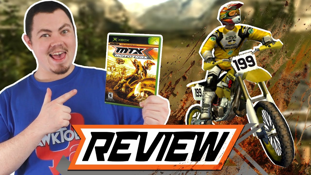 MTX Mototrax: The END of Activision O2 - Square Eyed Jak
