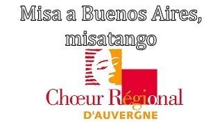 Misa a Buenos Aires, misatango