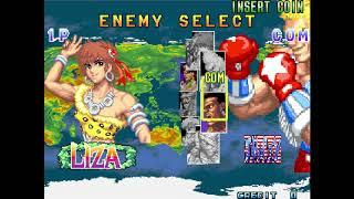 Kaiser Knuckle カイザーナックル Arcade cheat アーケード チート ノーミス 最速 Fastest TAS