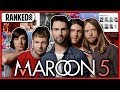 EVERY MAROON 5 ALBUM RANKED WORST TO BEST mp3