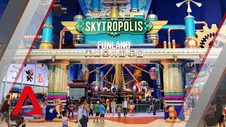 Genting Highlands' new indoor theme park Skytropolis Funland