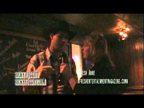 Ricky Fuggitt Interview with Afresh Anne from The W in Hutchinson KS
