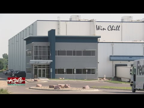 Business Hot At Sioux Falls Refrigerated Warehouse