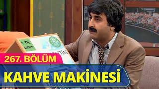 Kahve Makinesi - Güldür Güldür Show 267.Bölüm
