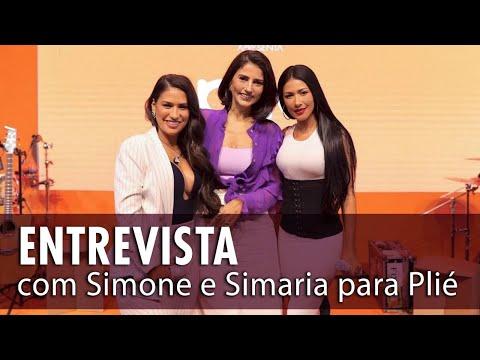 Simone e Simaria no QG FHITS